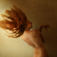 wick (brookeshaden) Tags: selfportrait melting candle wind flame burns drips melt form candlestick wick brookeshaden texturebylesbrumes