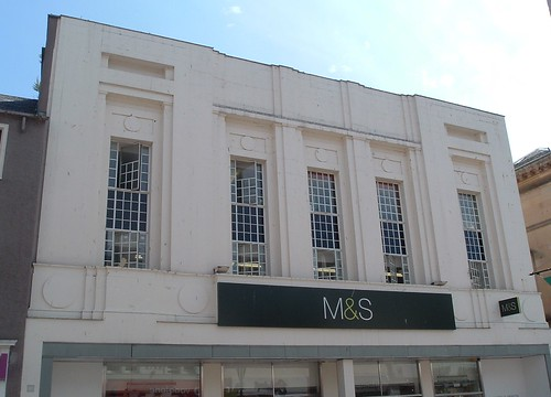 M and S Murraygate Dundee