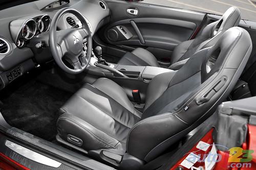 Mitsubishi Eclipse 2009. 2009 Mitsubishi Eclipse Spyder