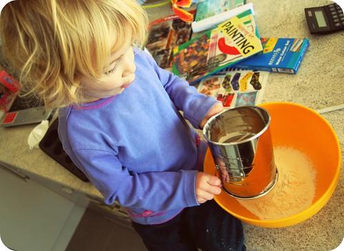 Little Miss Muffin Maker