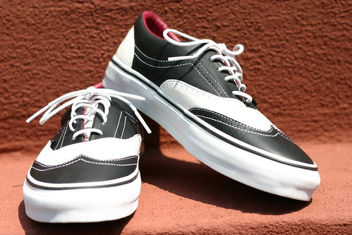 "Vans new ""wingtips era"" sneakers"