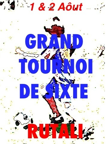 Tournoi de Sixte Rutali