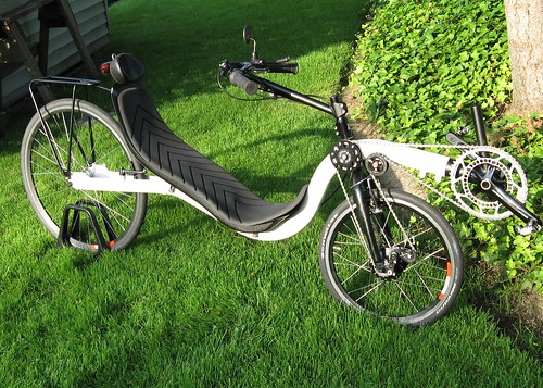 Raptobike Front right view