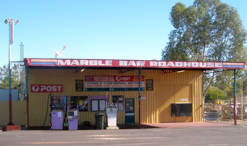 marble bar roadhouse