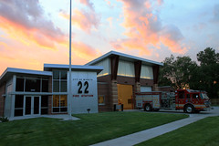 Firehouse 22 Wichita, KS (Andy Thomas Photography) Tags: station fire 22 kansas firehouse wichita department