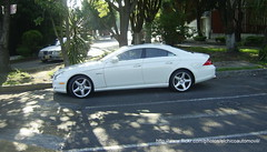 Mercedes-Benz CLS 63 AMG (El Chico Automovil Photography ) Tags: santa cars cup canon nikon automobile s65 continental rollsroyce super bowl cayenne turbo porsche mercedesbenz diablo autos fe gt phantom lamborghini bentley gt2 gallardo amg carrera carreragt cls brabus targa polanco murcielago gt3 s500 insurgentes g500 e63 e65 s600 cls500 c65 exoticos continentalgt e320 drophead s63 clasee blindado g65 c63 exoticosdf clasesamg sls500