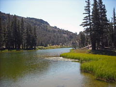 Clark Lake (spidrmike) Tags: anseladamswilderness thousandislandlake