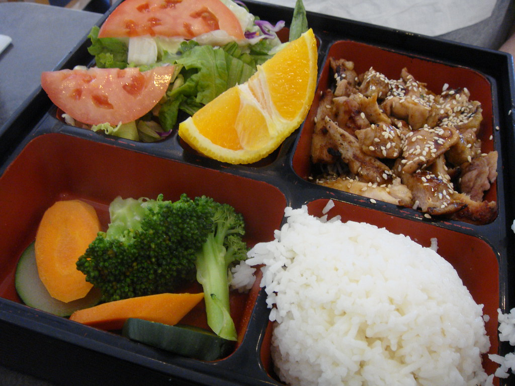 Chicken Teriyaki Lunch