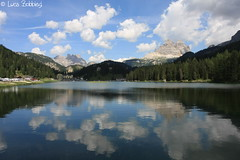 Lake Misurina (Luca Bobbiesi) Tags: lake nature dolomiti ohhh veneto misurina superaplus aplusphoto bellitalia