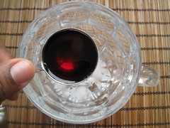 Cassis/Blackcurrant cordial