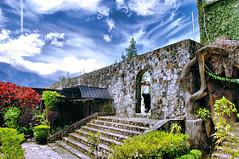 Kundasang War Memorial Park (Roslan Tangah (aka Rasso)) Tags: travel sky nikon d2x places bluesky visit malaysia borneo sabah kundasang kundasangwarmemorialpark