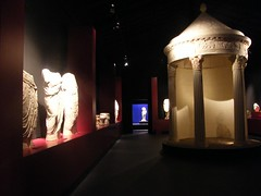 Museo Sestino: monumento funerario