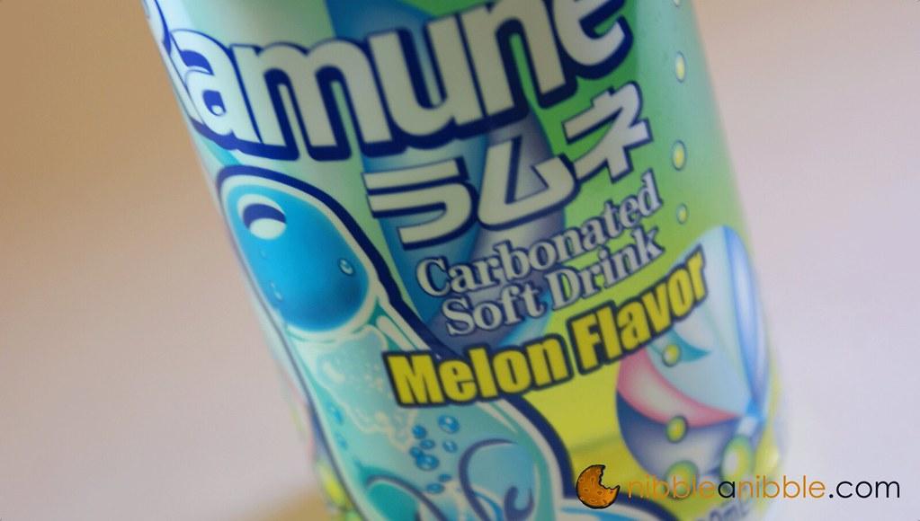 Melon Flavor Ramune