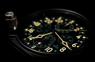 Hamilton 37500 Chronograph