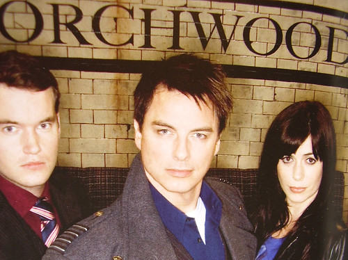Torchwood - The Encyclopedia