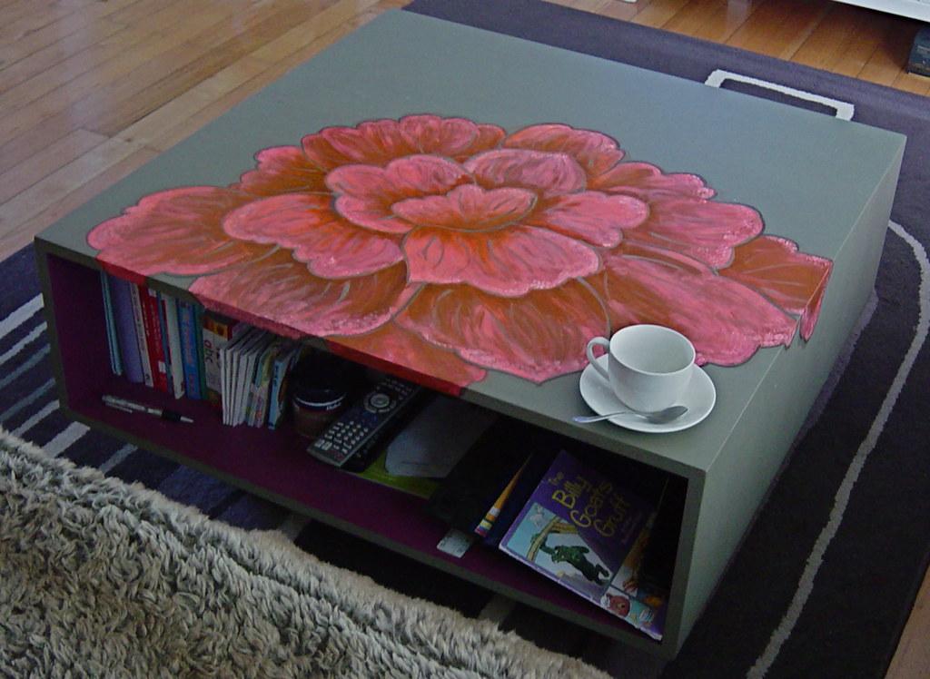 Lounge room - DIY Coffee table