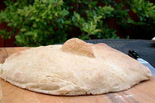 Grilled ciabatta
