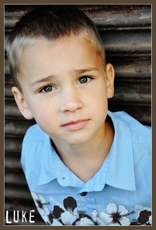 Luke ~ Sept 2009 ~ Age 5