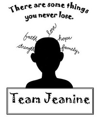 Team Jeanine T-shirt Concept 2 Mock Up