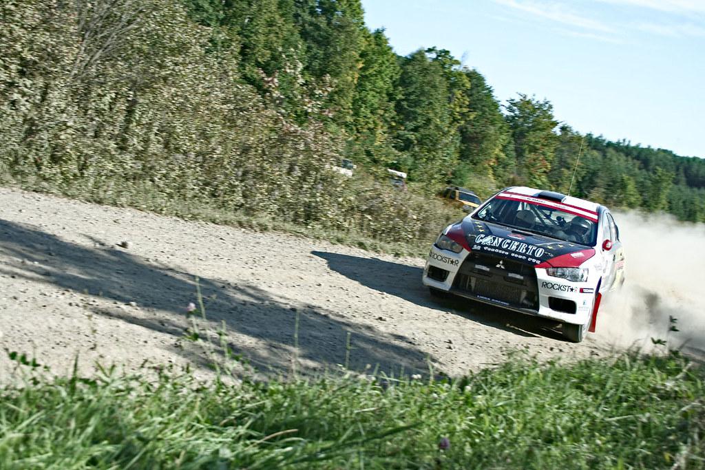 Antoine L'Estage - Rallye Défi