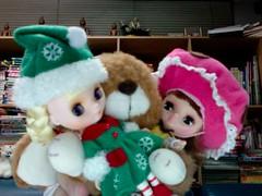 Pungtou presented : PBL Jingle Santa and Charlotte Champignon