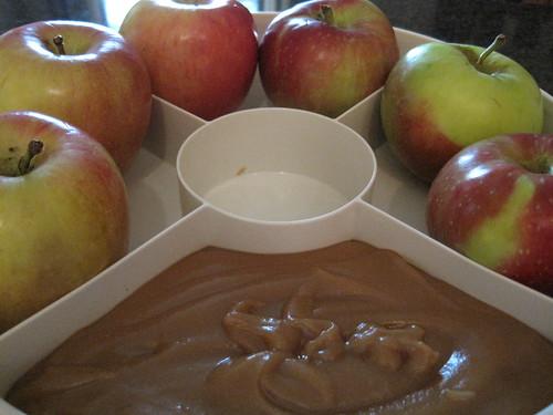 Dairy Free Caramel Apple Dip