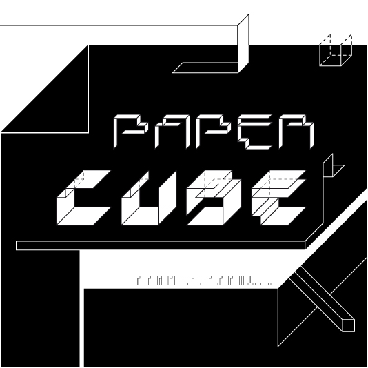 Paper CUBE is coming soon