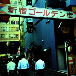 iPhone 3GS_090916新宿画廊