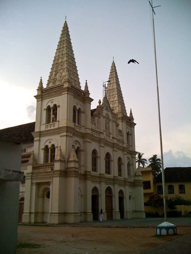 Santa Cruz Basilica by karmadude, on Flickr