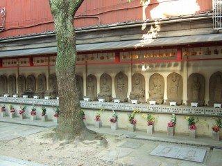 全興寺のお砂踏み霊場