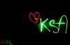 RE- UPLOAD saudi's National Day :D ( رُبَى | Ruba , [ AWAY ]) Tags: light red black green day d national 2009 ksa اليوم ruba saudis التصوير المملكه الوطني السعوديه العربيه الرسم الضوئي