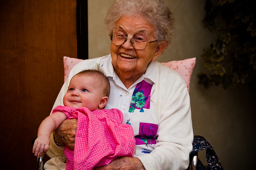 Great-Great Grandma