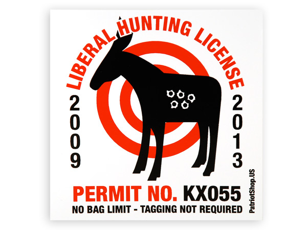 liberal hunting licence