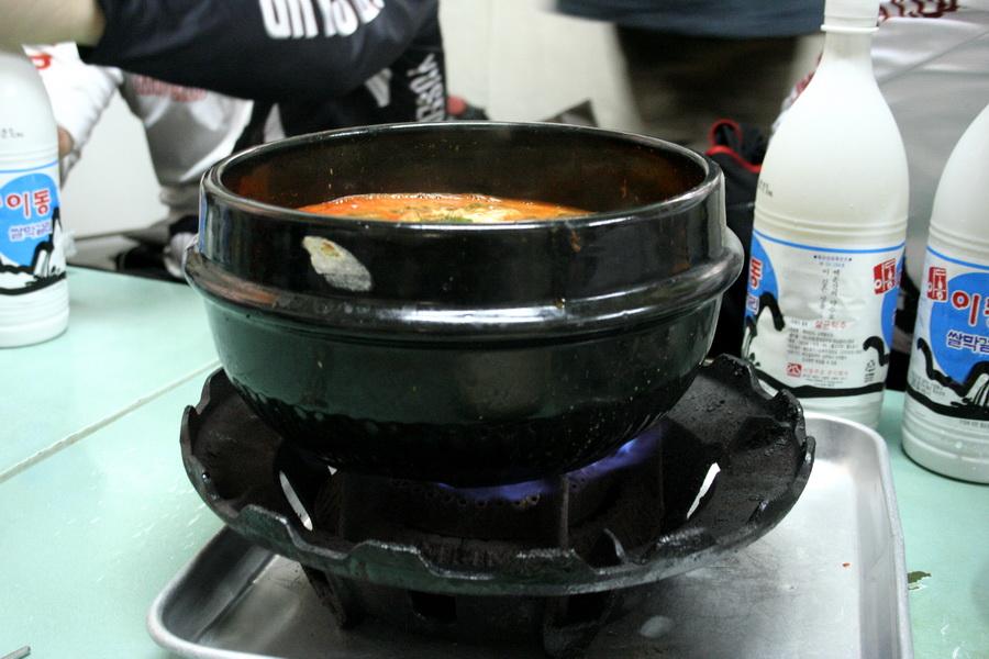 Chueotang, loach stew(2)
