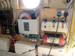 More inverter charger