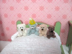 Dollhouse Bears