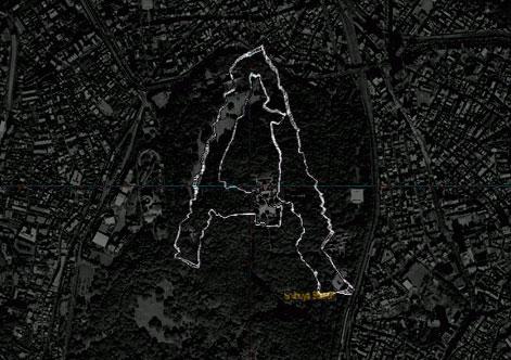 URBANIZED TYPEFACE: SHIBUYA 08-09 Yamaguchi Takahiro
