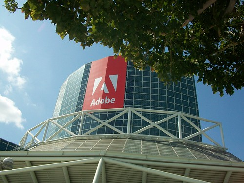 Adobe at the LA Convention Center