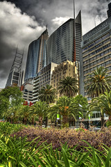 Sydney City Detail HDR (john davey2011) Tags: nikon sydney australia nsw hdr cityskyline sydneyskyline d90 photomatix johndavey 4exp 18105mm nikond90