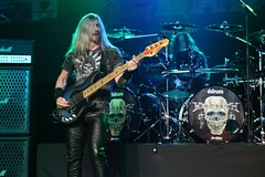 Megadeth (40) (Troy Constable Photography) Tags: metal concert live gig australia nsw slayer megadeth davemustaine thrashmetal kerryking hordernpavilion tomaraya hordernpavilionmoorepark