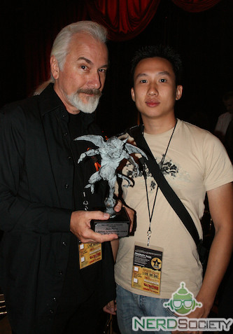 3999703521 819f61258d Rob Zombie And Rick Baker At The Chiller Eyegore Awards