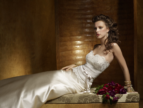 Fall Tara Keely Bridal Gown - beautiful girls