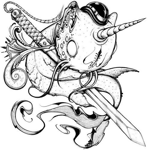 Greg Quot Craola Quot Simkins Paintings Drawings Amp Graffiti