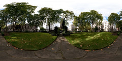 Sussex Gardens Panorama (Joe Hesketh) Tags: panorama london paddington 360x180 bayswater hugin equirectangular sussexgardens nikond90 tokina1116mm28