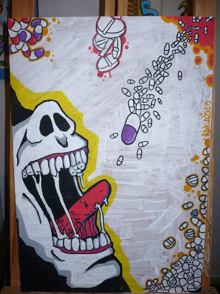 Bagas Enquadradas Matias Duzarassa Tags Street Floripa Urban Fish Streetart Color Art