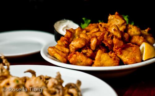 deed fried artichoke