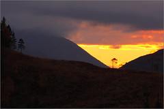 Nightfall in Glen Cannich (Chris Sharratt) Tags: nightfall glencannich chrissharratt