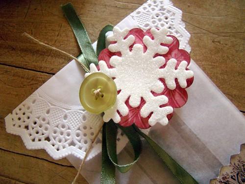 Bolsitas de regalo Navidad