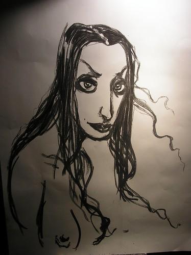 Lorraine Test Sketches