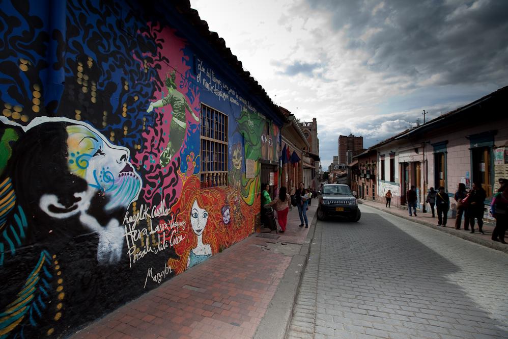 4054363824 1cd2982a9d o Bogotá. Entre el oro y la Candelaria